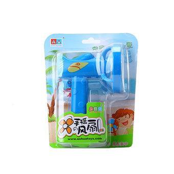 Harga Childrens Mini Cartoon Fan Windmill Blue Pricenia Com