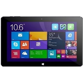 Cube i10 10.6-inch Full HD WiFi 32GB Windows 8.1+ Android 4.4 Dual Boot Tablet (Black)