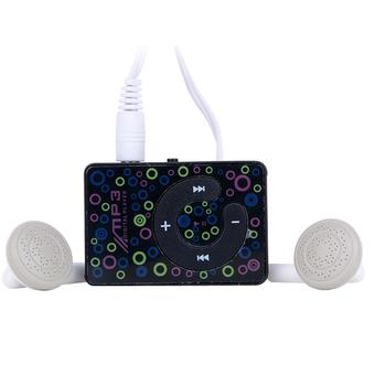Cyber Mini Clip USB MP3 Music Media Player With Micro TF/SD card Slot Support