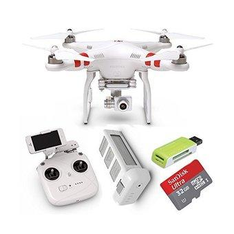 DJI Phantom 2 Vision  Version 2 + with extra Battery