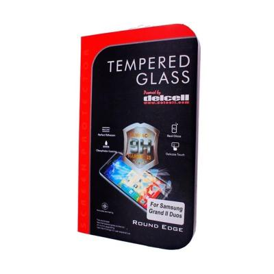 Delcell Samsung Galaxy Grand II Duos G7102 Tempered Glass Screen Protector