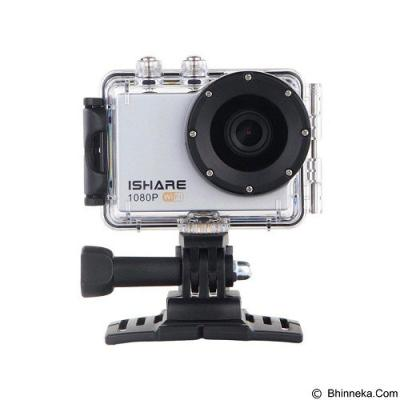 EXCLUSIVE IMPORTS GD S600W Sport Action Wifi Video Camera 1080P HD [C09020000178301]