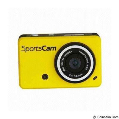 EXCLUSIVE IMPORTS Jia Hua M200 Outdoor Sport Camera Waterproof Shake [C09020000096401]