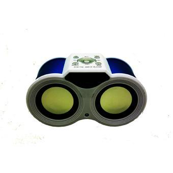 Fleco Speaker Audio Player F-800 - Rechargable - Biru