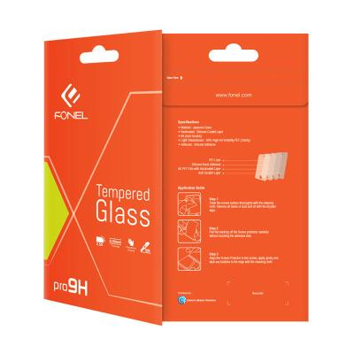 Fonel Tempered Glass Screen Protector for Samsung Galaxy A7 2016 or A710