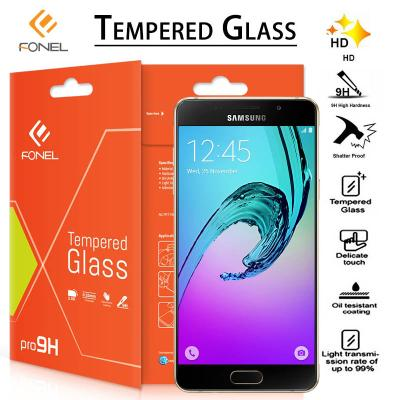Fonel Tempered Glass Screen Protector for Samsung Galaxy A5 2016 or A510