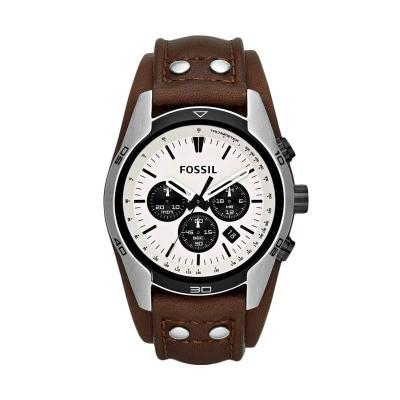 Fossil Jam Tangan Wanita ES4114 Original Boyfriend Sport Chronograph Wine  Leather Watch. Source · Fossil 6db3e76461