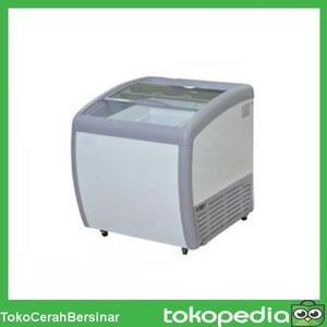 Harga Freezer Kaca Melengkung Gea Sd160by Banting Harga