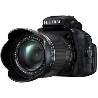 Fujifilm FinePix HS55EXR Digital Camera Black
