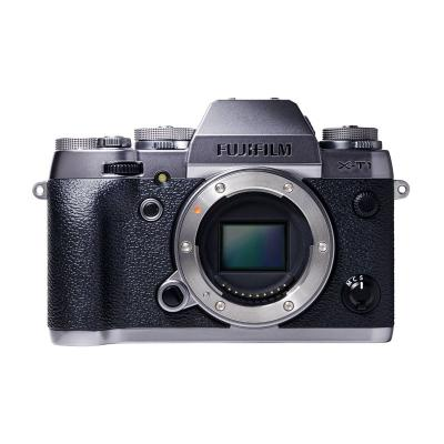 Fujifilm X-T1 Graphite Silver Body Only Kamera Mirrorless + Bonus