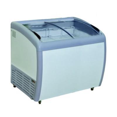 Harga GEA SD 360BY Sliding Curve Glass Freezer Freezer