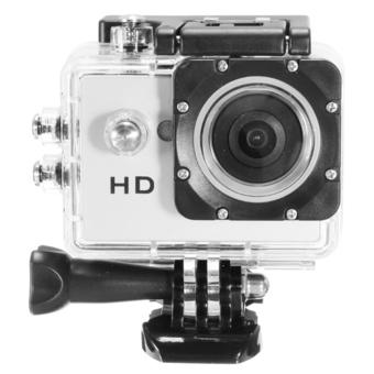 GadgetTech A7 Action Camera Waterproof - Putih