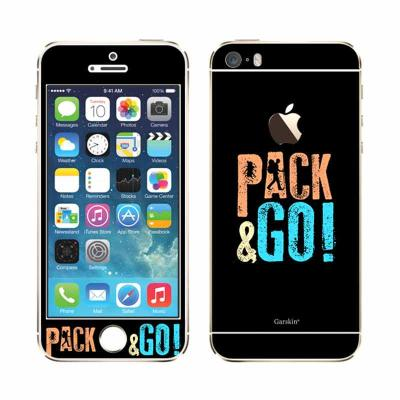 Garskin Pack & Go Skin Protector for iPhone 5s