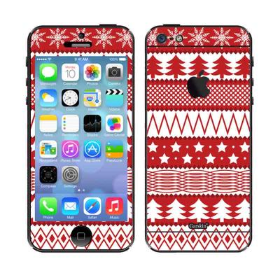 Garskin Sweet Christmas Skin Protector iPhone 5s