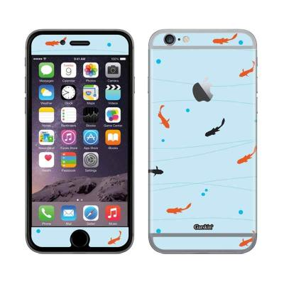 Garskin iPhone 6 - Deep Sea