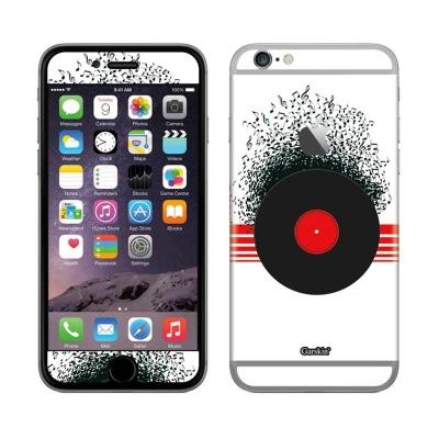 Garskin iPhone 6 - Mix Red Line