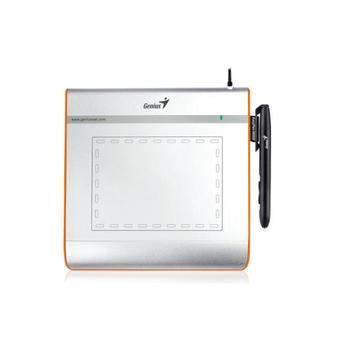 "Genius EasyPen i405X 4"" x 5.5"" Graphic Tablet for Drawing & Painting - Putih"