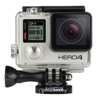 Go Pro HERO 4 Silver Touch Action Camera