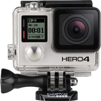 GoPro HERO4 Action Camera Black Edition