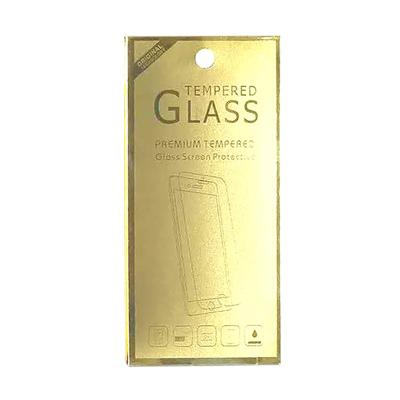 Golden Tempered Glass for Samsung Galaxy A5 2016 or A510