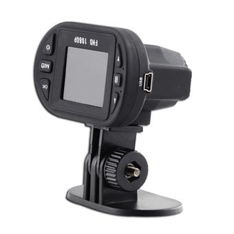 HD DVR Baco Vehicle Black Box Car DVR Camera Recorder - C600 - Hitam