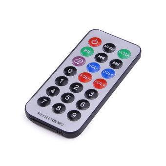 "HKS 1.0"" LED Strip Car MP3 Player Module w/ FM/ USB/Mini"