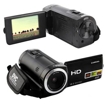 HKS Digital Video Camcorder 8x ZOOM HD 1080P 16MP (Black) (Intl)