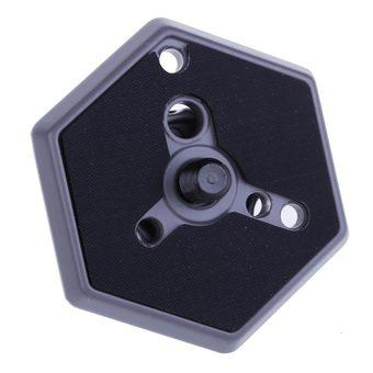 HKS Hexagonal Quick Release Plate 3/8 Screw for Manfrotto 3049 030-38 RC0 3039 (Intl)
