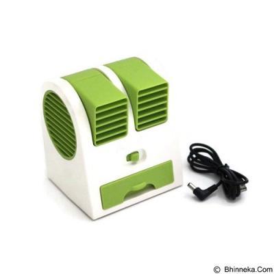 HOME KLIK AC Mini Double Blower - Green