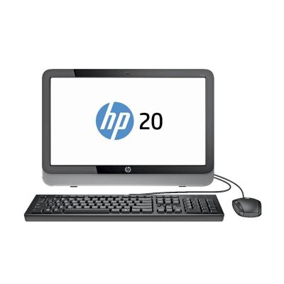 "HP 20-R021D J3Z70PA 19.45"" WLED LCD/Intel N3700 1.6GHz/2G/500G/Win8.1 Black - All in One PC Original text"