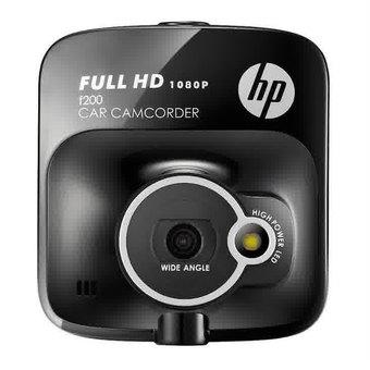 HP Driving Car Camcorder 2.4 Inch - F200 – Hitam