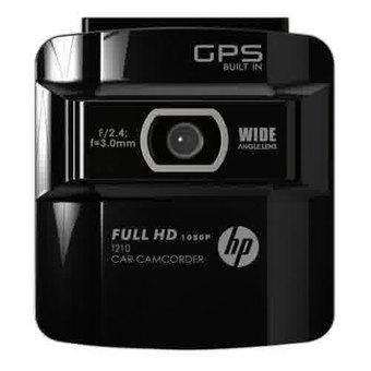 HP Driving Car Camcorder 2.4 Inch - F210 - Hitam
