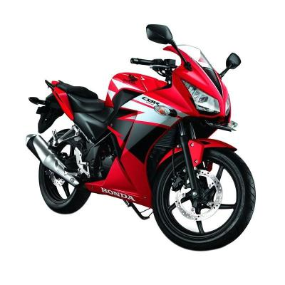 Honda All New CBR 150R Champion Red Sepeda Motor