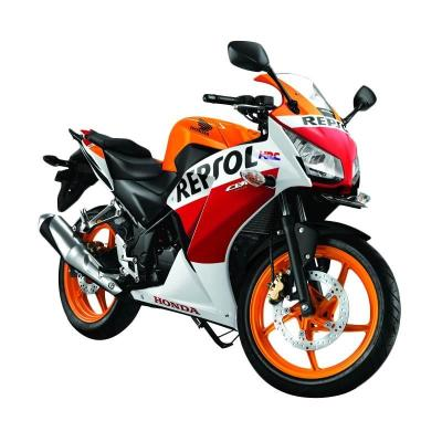 Honda All New CBR 150R Special Repsol Edition Sepeda Motor