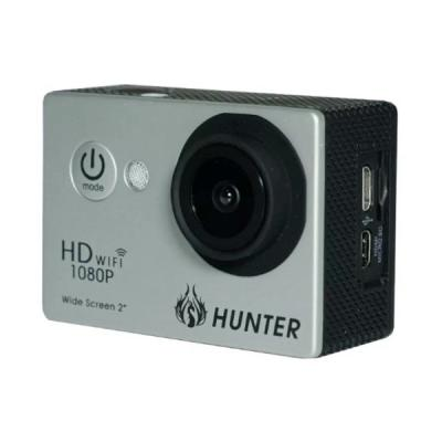 Hunter 2 Silver Action Cam