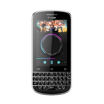 IT Mobile Bebe Chatting 3G Phone - Black
