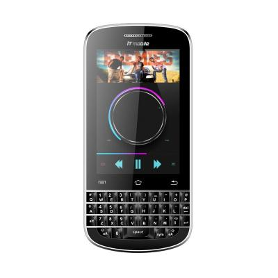 IT Mobile Bebe Chatting 3G Phone Hitam Smartphone