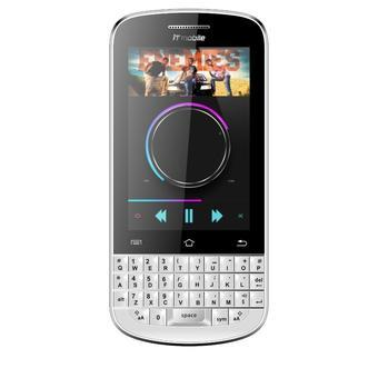 IT Mobile Bebe Chatting 3G Phone - White