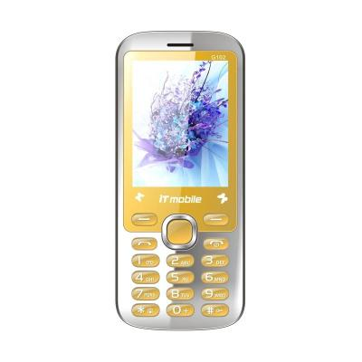 IT Mobile Duos Gold Handphone