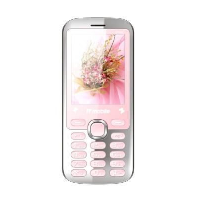 IT Mobile Duos Pink Handphone