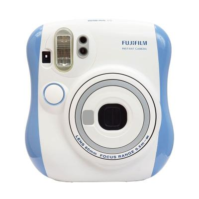 Instax Fujifilm Mini 25s Blue Kamera Pocket