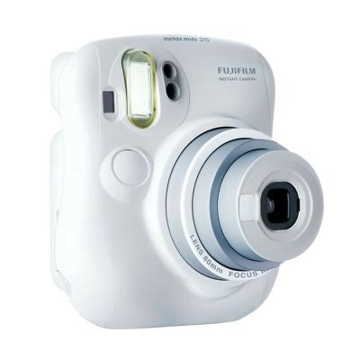 Instax Fujifilm Mini 25s White Kamera Pocket