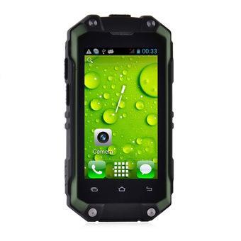J5 23 Dustproof Waterproof Shockproof Dual Core Android 422 WCDMA Phone With