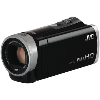 JVC Everio GZ-E305 PAL HD Memory Camcorder Black