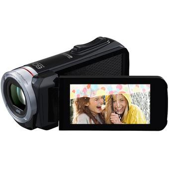 JVC Everio GZ-R50 Quad-Proof HD PAL Camcorder Black