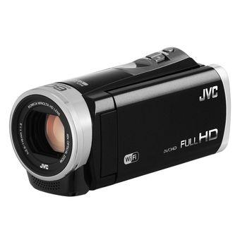 JVC GZ-E100 Full HD Everio Camcorder PAL Black