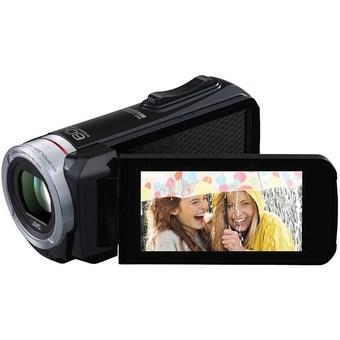JVC GZ-RX110 Quad-Proof HD Camcorder Black with 8GB Internal Memory PAL