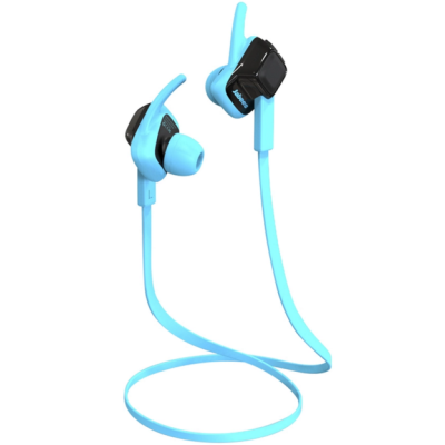 Jabees Beating Bluetooth Stereo Headset (Biru)