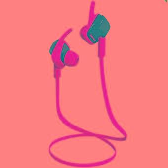 Jabees Beating Bluetooth Stereo Headset - Hijau