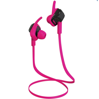 Jabees Beating Bluetooth Stereo Headset (Pink)